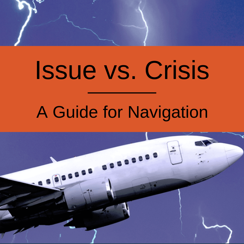 Look East_Blog_Issue vs. Crisis